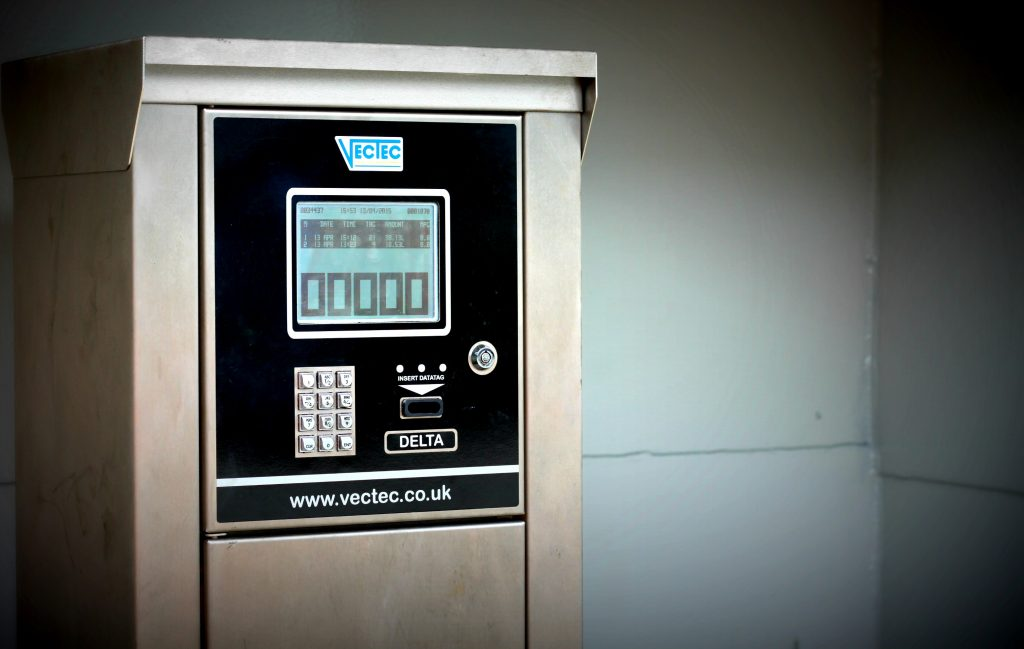 Vectec Delta fuel management system
